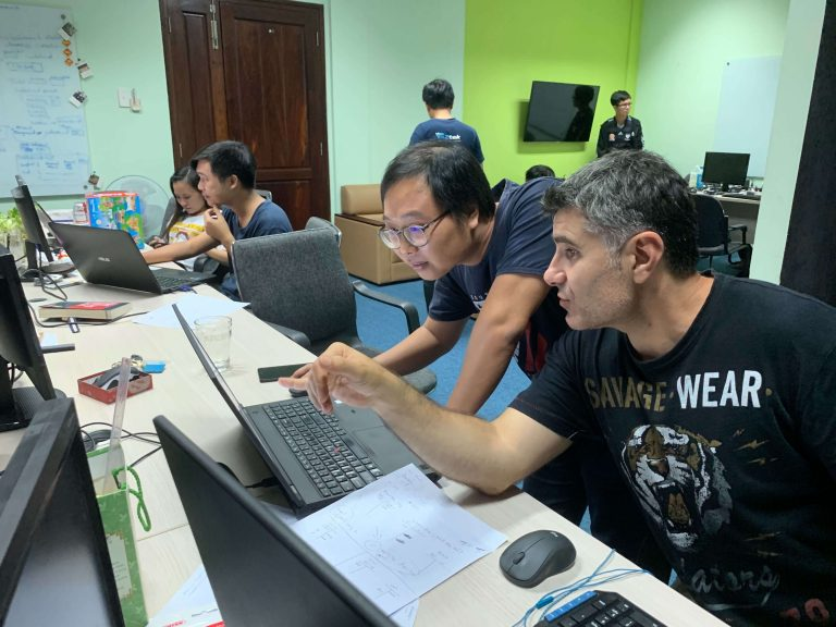 EZtek outsourced development team in Vietnam