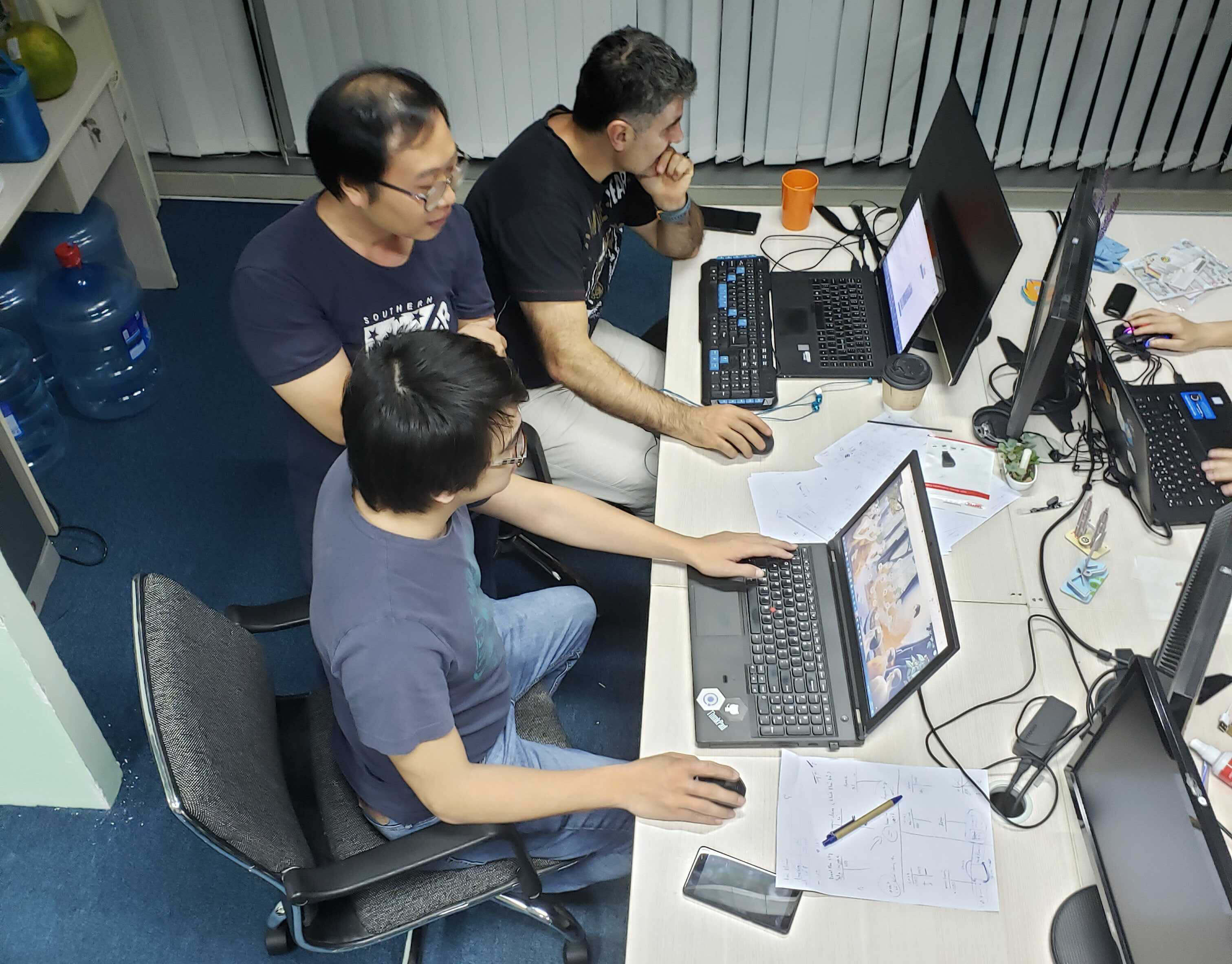 EZtek offshore dedicated team in Vietnam
